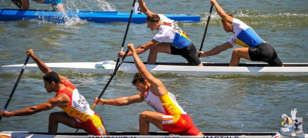 Prima reactie a Ministrului Sportului dupa revenirea din Italia a lotului national de kaiac canoe! Ce se intampla cu sportivii
