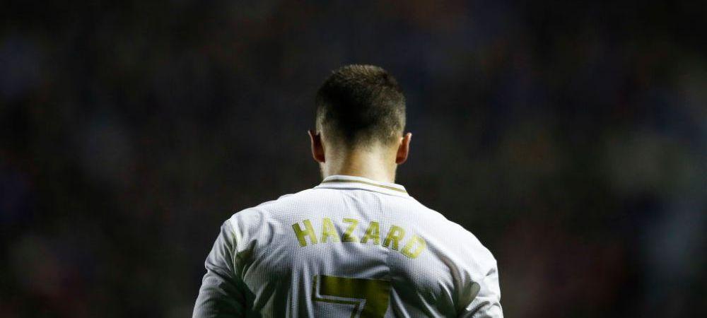 Ultima DECLARATIE a lui Zidane despre starea lui Eden Hazard! Cat ar putea lipsi de pe teren belgianul