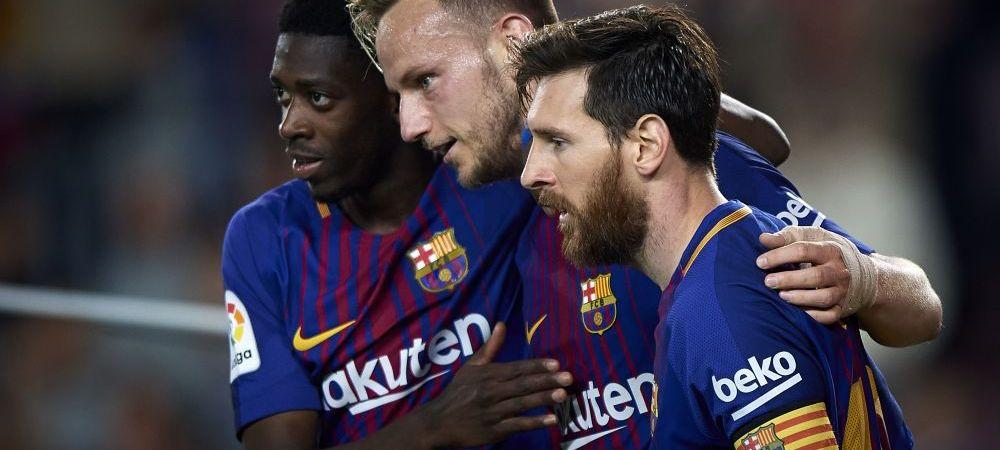 """Probleme mari pentru Barcelona inainte de """"El Clasico""""! Formatia lui Setien va avea o misiune foarte dificila impotriva lui Real Madrid"""