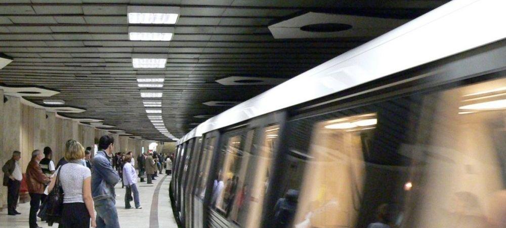 Scene INCREDIBILE la o statie de metrou din Bucuresti! Fanii Rapidului ar fi scuipat si ar fi bruscat un barbat de origine asiatica de teama coronavirusului! Ce s-a intamplat
