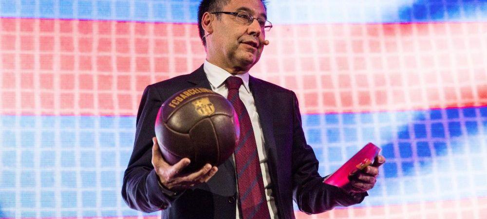 Revolutie la Barcelona. Fanii si jucatorii vor demisia presedintelui Bartomeu, pentru ca e neimplicat politic si a facut transferuri slabe