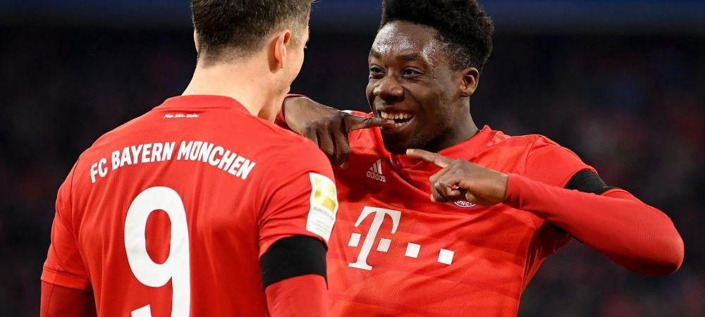 Manchester United l-a chemat la probe, Bayern l-a cumparat si face spectacol in Champions League