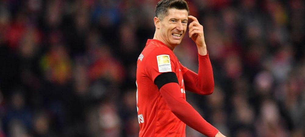 Veste PROASTA pentru Bayern Munchen! Robert Lewandowski s-a RUPT in meciul cu Chelsea! Cat va lipsi atacantul