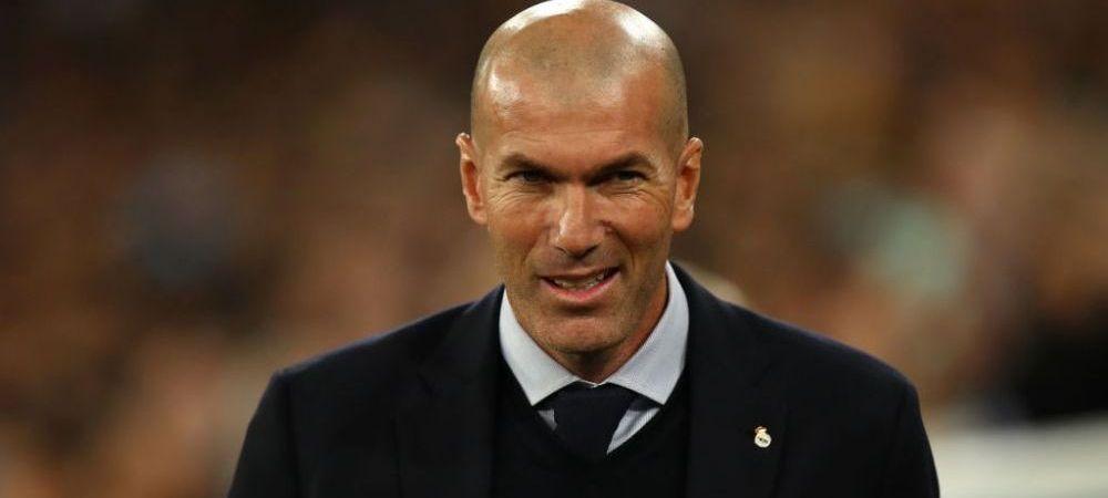 ULTIMA ORA   Zidane a zburat in Franta chiar inainte de meciul cu City! I-a dat unda verde lui Perez sa negocieze pentru un mijlocas! Ce bomba de 45 de milioane de euro pregateste Real
