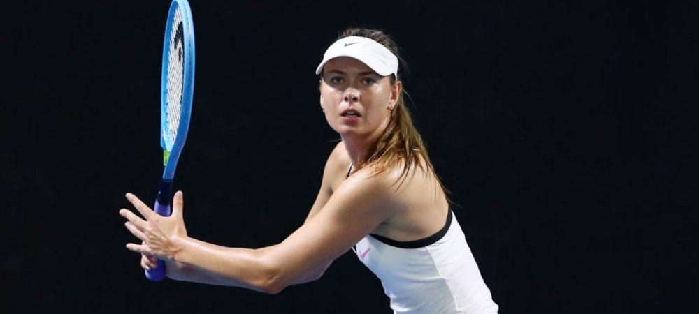 "Maria Sharapova a recunoscut ca moartea lui Kobe Bryant a determinat-o sa se retraga din tenis: ""Urma sa ne vedem peste trei zile"""