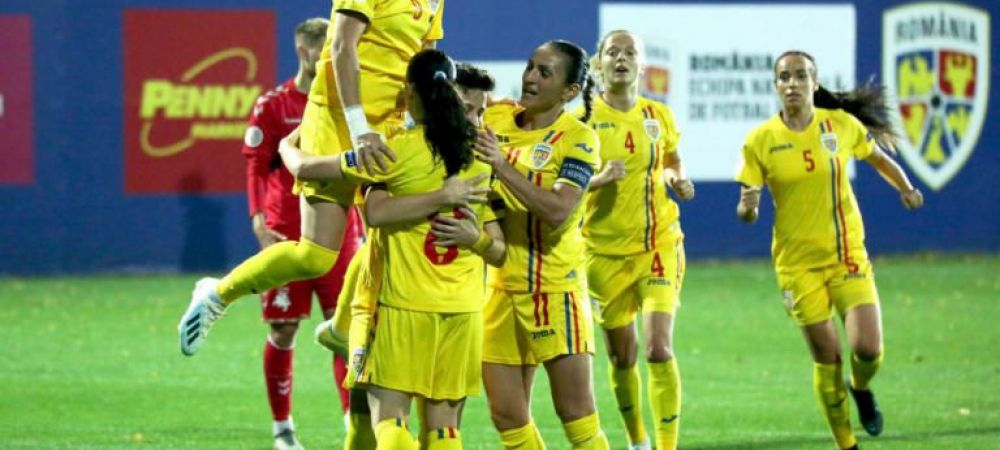 Premiera in fotbalul feminin romanesc: ligile feminine au de acum propria identitate de brand