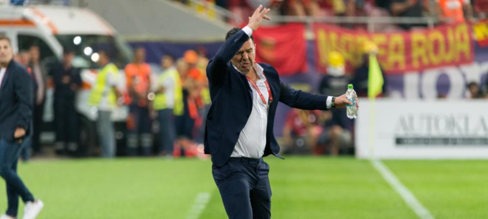 """""""Acolo as vrea sa antrenez!"""" Cosmin Contra e pregatit sa antreneze din nou dupa despartirea de echipa nationala! Unde vrea sa mearga fostul selectioner"""
