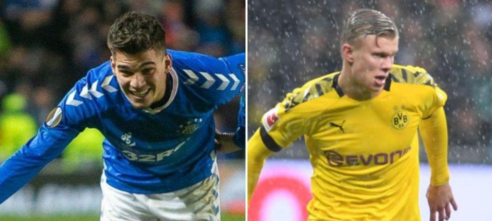 Presa din Germania confirma informatiile www.sport.ro! Borussia Dortmund este pe urmele lui Ianis Hagi! Ce au spus despre prestatia romanului din returul cu Braga