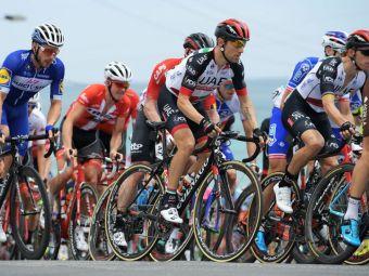CORONAVIRUSUL loveste sportul din nou! Ultimele etape din Turul Ciclist al Emiratelor Arabe au fost ANULATE dupa ce doi italieni au fost gasiti INFECTATI