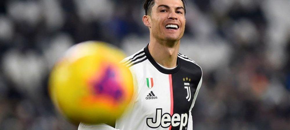 Ronaldo IZBIT IN ZID! Cristiano bate DEGEABA loviturile libere: fanii se pot intoarce cu SPATELE cand trage el! Cifre dezamagitoare la Juventus