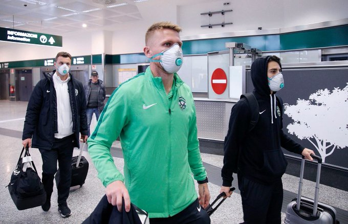 BREAKING NEWS: Meciul de campionat al lui Ludogoret a fost AMANAT din cauza coronavirusului! Jucatorii trebuie sa faca noi teste dupa ce s-au intors de la Milano