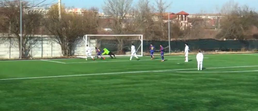 MASACRU! MASACRU! MASACRU! Steaua a SPULBERAT-O pe Dinamo in liga a 4-a! Cat a putut sa se termine meciul