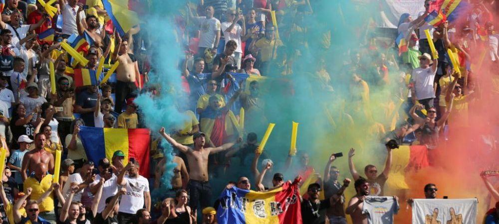"""Romania isi afla adversarele din Liga Natiunilor! """"Tricolorii"""" pot avea parte de o grupa de foc"""