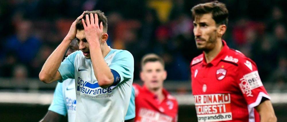INCREDIBIL | FCSB este singura echipa care nu a reusit sa o bata pe Dinamo! Alb-rosii, un nou record care ar putea anunta DEZASTRUL