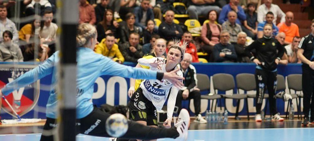 CE PERFORMANTA! SCM Ramnicu Valcea s-a calificat, in premiera, in sferturile de finala ale Ligii Campionilor
