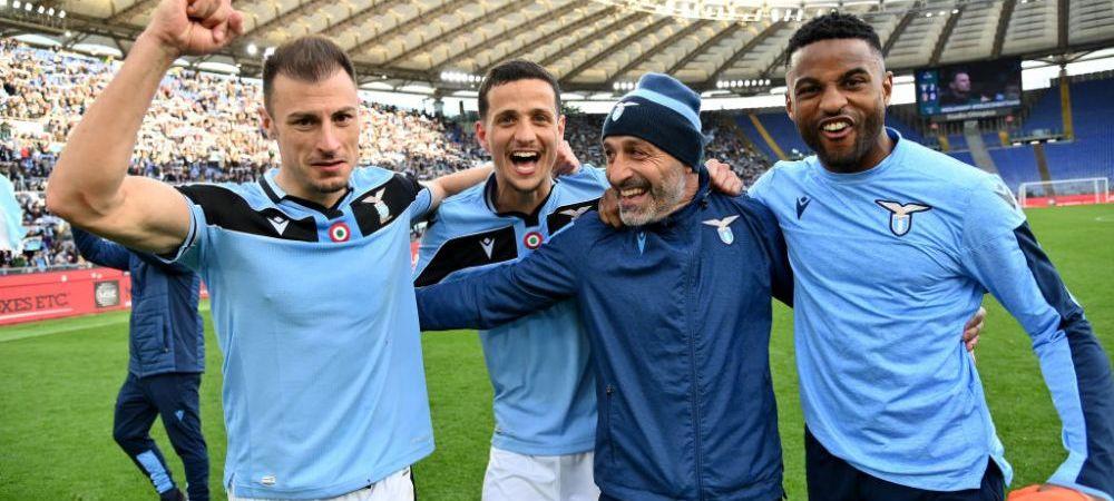 Borna istorica atinsa de Radu Stefan! Fundasul lui Lazio este primul roman care ajunge la 300 de meciuri in Serie A