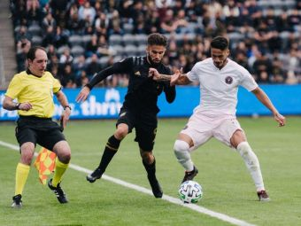 "Echipa lui Beckham a pierdut primul meci oficial disputat in MLS. Inter Miami a plecat la ""vanatoare"" de vedete"