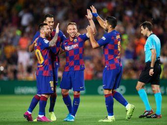 """""""Se enerveaza din orice!"""" Dezvaluiri din vestiarul Barcelonei! La el NU TE ASTEPTAI sa fie cel mai """"nervos"""" jucator al catalanilor"""