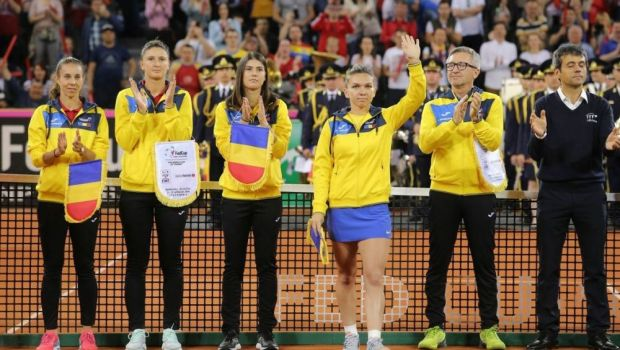 SE ANULEAZA barajul de Fed Cup cu Italia de la Cluj-Napoca? Vicepresedintele FRT a oferit un raspuns deopotriva lamuritor si ingrijorator