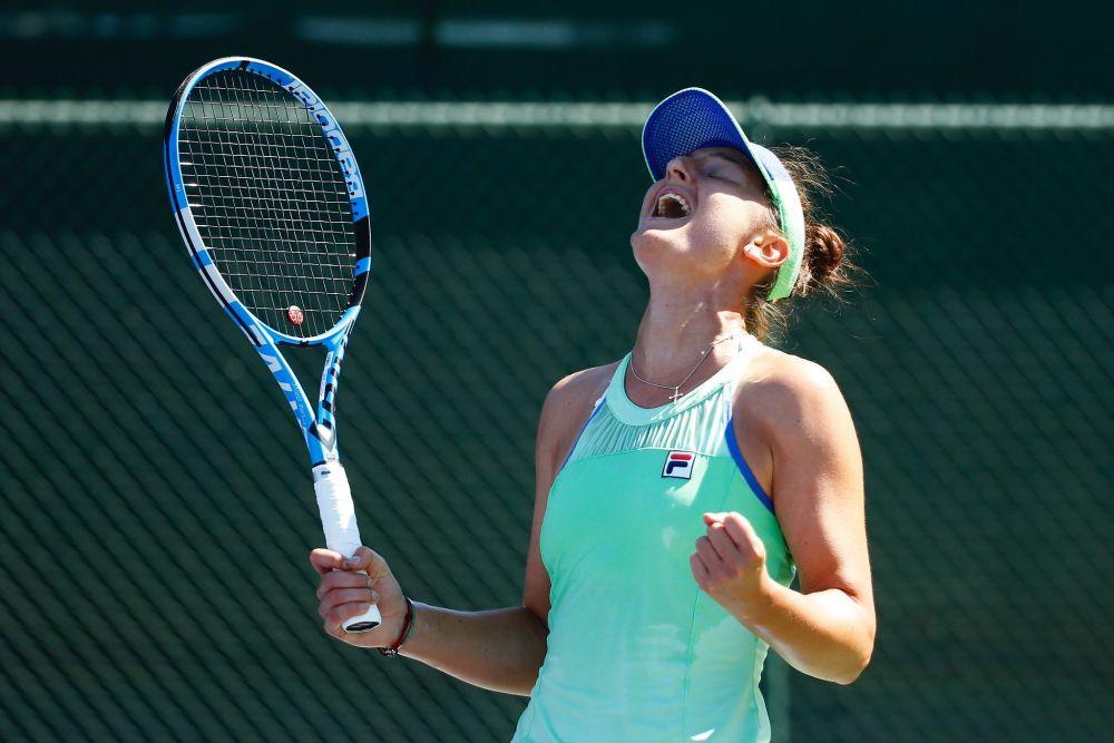 Irina Begu campioana Indian Wells challenger 2020