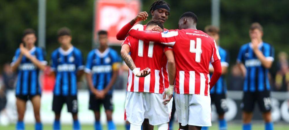 Decizia DRASTICA a unui club din Serie A din cauza coronavirusului! Echipa U19 nu se va prezenta la meciul din optimile Youth League si va pierde la masa verde