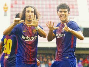 Un fotbalist al Barcelonei va ajunge la Getafe, desi mai era dorit de Chelsea, Dortmund sau Arsenal