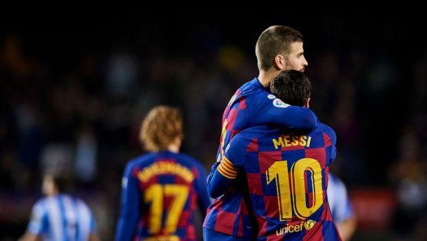 """""""Este o onoare ca Barca se intereseaza de el!"""" Reactia din Serie A despre jucatorul cu care Barcelona vrea sa il INLOCUIASCA pe Pique"""