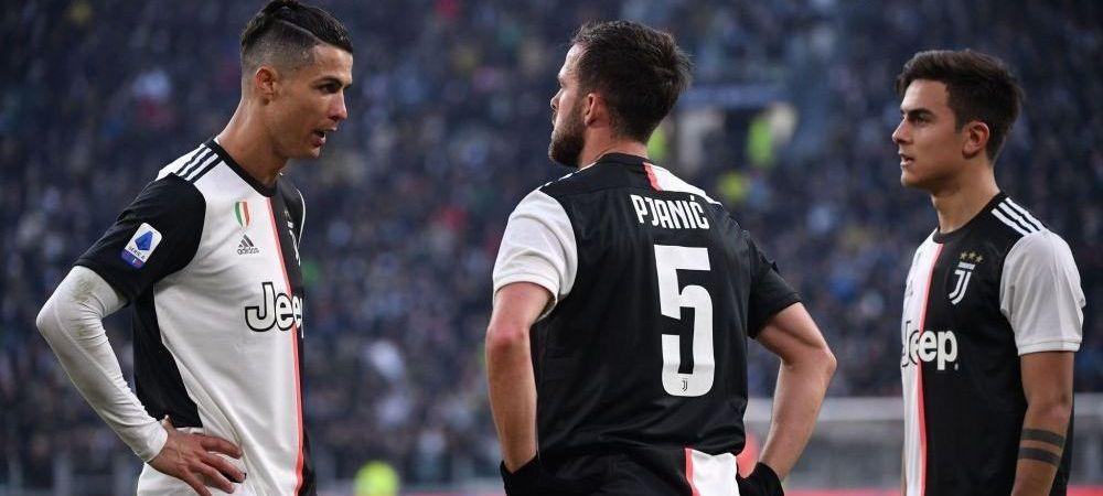 Pleaca de langa Ronaldo ca sa intre in galaxia Parisului. Ce super transfer e gata sa faca PSG dupa ce nebunia declansata de coronavirus va trece