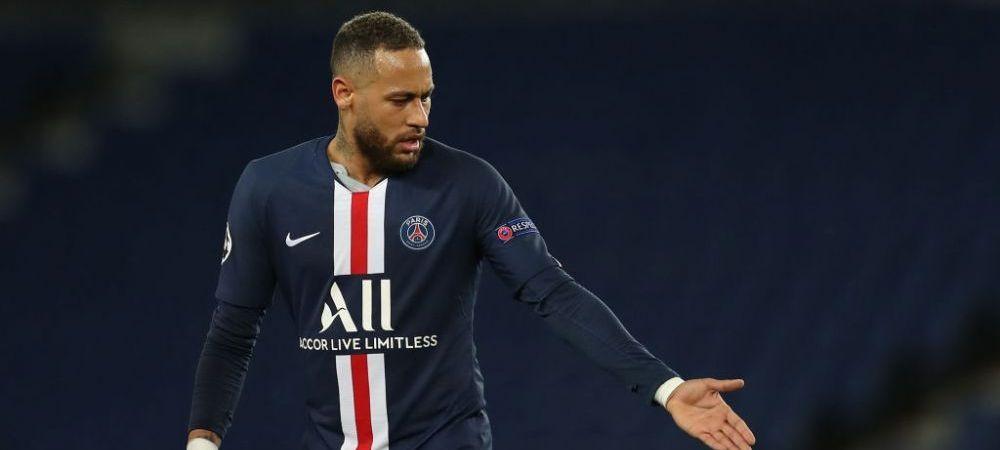 Neymar e blocat in Brazilia! Guvernul francez ii interzice sa se mai intoarca la Paris! Ce s-a intamplat