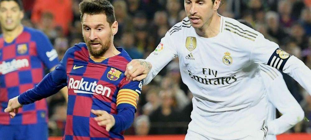In plina criza de coronavirus, Real Madrid si Barcelona se dueleaza pentru un star de la Bayern! Pe cine vor gigantii din Spania sa aduca in vara