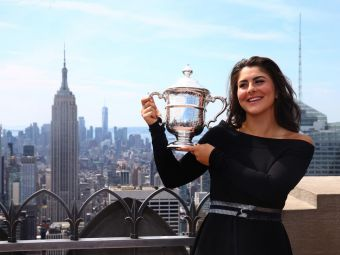 ULTIMA ORA: Bianca Andreescu NU VA PUTEA participa la Jocurile Olimpice 2020!   De ce i-a fost refuzat numarului 6 WTA dreptul de a juca