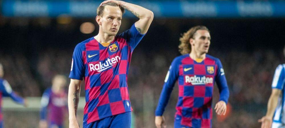 Barcelona, REVOLUTIE de 319 MILIOANE! Catalanii scapa de opt jucatori ca sa le faca loc lui Neymar si Lautaro Martinez