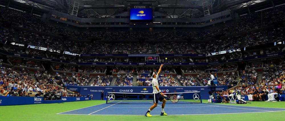 """US Open schimba suprafata de joc, iar lumea tenisului EXPLODEAZA!   """"Va fi noul Roland Garros! Suprafata era deja super-lenta!"""""""
