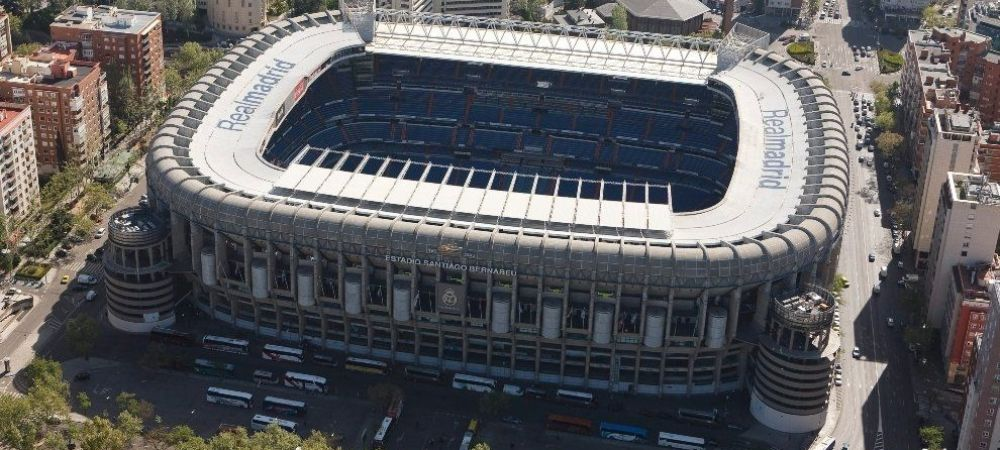 Isi DONEAZA stadionul pentru lupta impotriva coronavirusului! Anunt de ultima ora al lui Real Madrid
