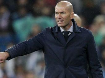 Zidane a pus ochii pe un SUPER atacant si incearca sa i-l fure de sub nas Barcelonei: antrenorul l-a contactat personal