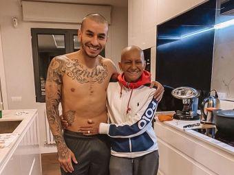 Un star de la Atletico Madrid si-a ras parul pentru a o sustine pe mama sa in lupta cu cancerul