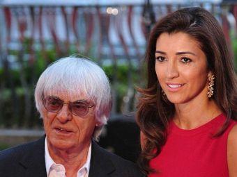 Asta DA veste buna! :) Bernie Ecclestone devine tata la 89 de ani. Nou-nascutul va avea o sora de 65 de ani