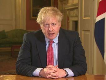 Starea lui Boris Johnson s-a inrautatit si a fost dus la spital pentru a primi tatament cu oxigen!