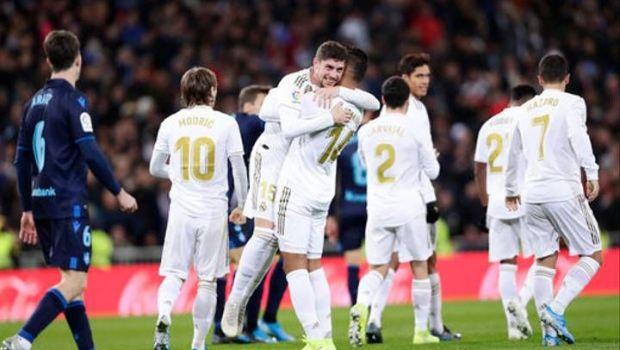 """""""Fanii Realului deja il adora!"""" L-a scos din echipa pe Modric si este cotat deja la 60 de milioane de euro! Ce fotbalist poate scrie istorie la Real Madrid: """"Este deja un nou Sergio Ramos!"""""""