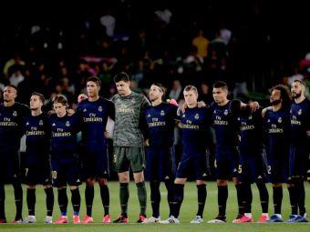"""Primul raspuns din vestiarul lui Real dupa ce presedintele a anuntat scaderea salariilor: """"O scadere salariala e o donatie degeaba pentru club!"""""""