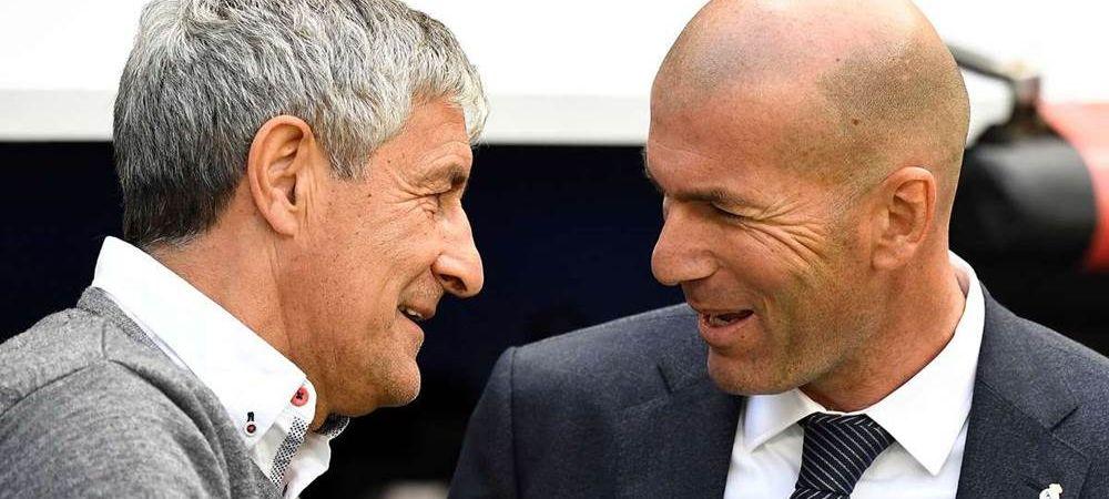 """""""El Clasico"""" se joaca si in plina pandemie, dar pe piata transferurilor! Real Madrid si Barcelona se dueleaza pentru semnatura unui jucator important"""