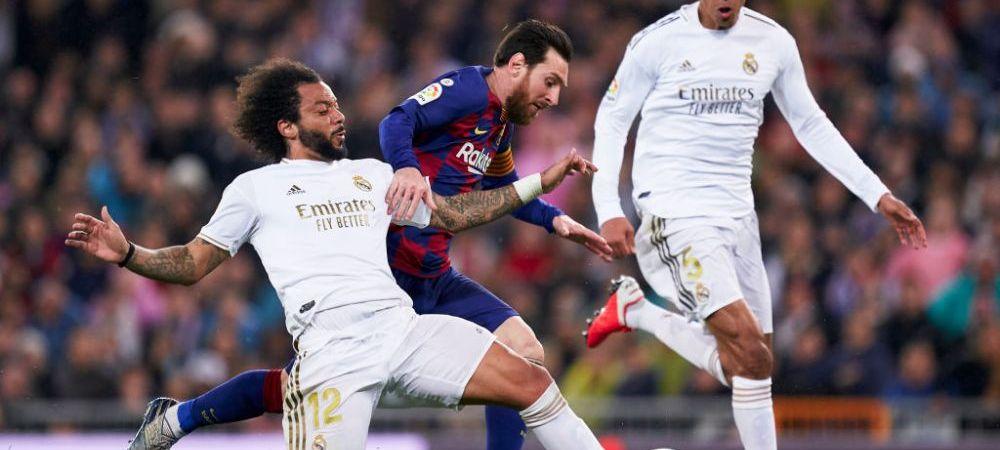 Veste PROASTA pentru fanii celor mai mari cluburi din istorie! El Clasico a fost ANULAT iar Barcelona si Real pierd 15 milioane de euro