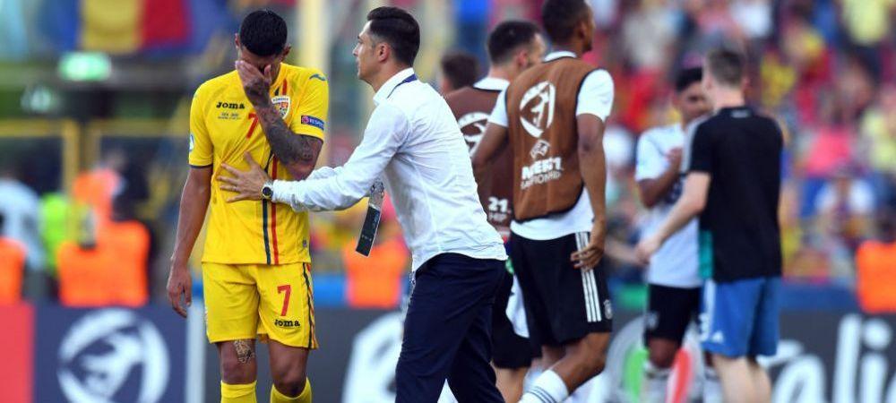 "Mirel Radoi stie cum sa isi tina jucatorii aproape! Selectionerul pastreaza legatura cu fotbalistii sai: ""M-a sunat si cand nu jucam!"""