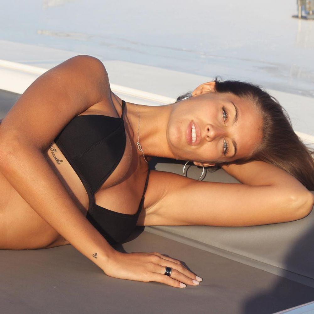 Cu ea a uitat-o Ronaldo pe Irina Shayk! :) Miss Spania face ravagii in Serie A! Acum se intalneste cu starul lui Lazio