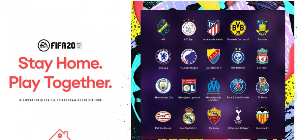 EA Sports si FIFA lanseaza