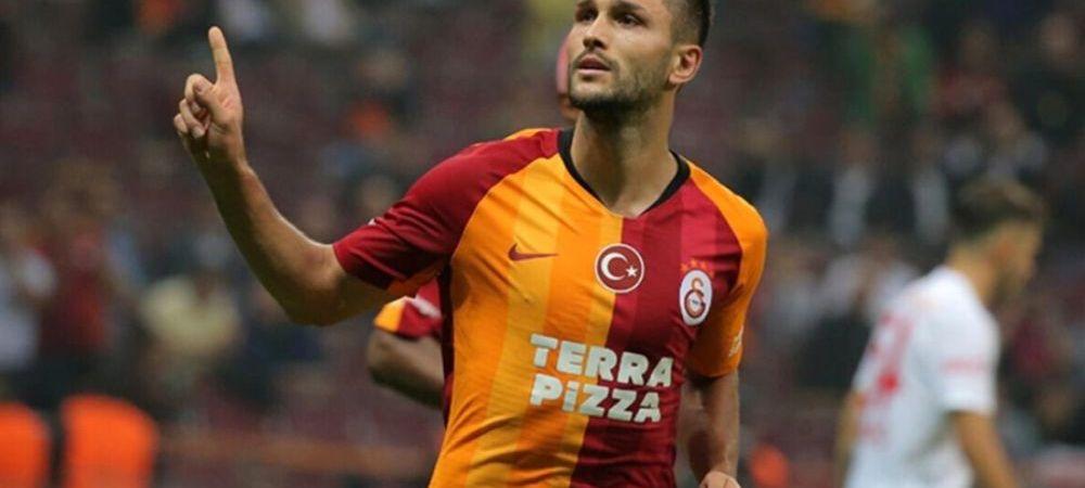 Mesajul EMOTIONANT al lui Florin Andone dupa accidentarea teribila! Atacantul roman se va desparti de Galatasaray si le-a multumit suporterilor