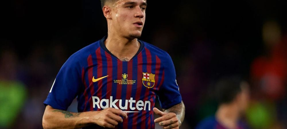 Afacerea verii in Europa! Barcelona viseaza la un mijlocas campion mondial si il ofera pe Coutinho la schimb