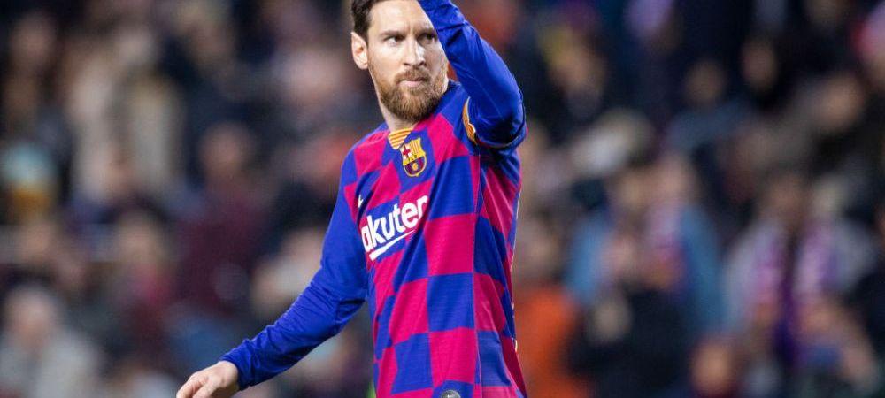 """""""Ma innebuneste capacitatea lui de a tine pasul cu trecerea timpului!"""" Fostul antrenor al lui Messi, despre calitatile extraterestre ale argentinianului"""