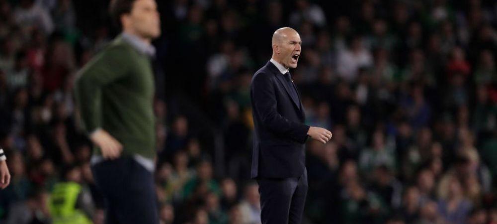 SCANDAL LA REAL! Zidane s-a infuriat pe jucatori dupa ultima videoconferinta. Motivul nervilor antrenorului