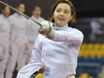"""""""Oricat vreau, nu pot sa ma las de scrima!"""" Ana Maria Popescu vorbeste despre amanarea Jocurilor Olimpice"""
